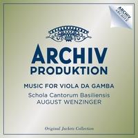 Music For Viols--CD