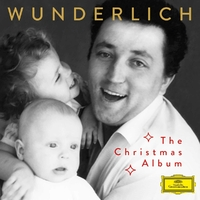 The Christmas Album-Fritz Wunderlich-CD