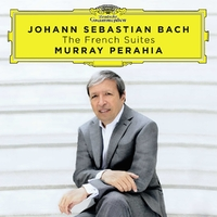 Bach-The French Suites-Murray Perahia-CD