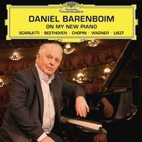 On My New Piano-Daniel Barenboim-CD