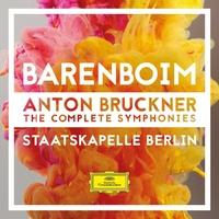 Bruckner: The Complete Symphonies-Daniel Barenboim, Staatskapelle Berl-CD