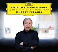 Beethoven: Piano Sonatas-Murray Perahia-CD