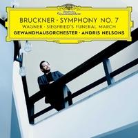Bruckner: Symphony No.7/Wagner: Sie-Andris Nelsons-CD