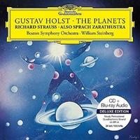 Holst: The Planets / Strauss: Also-William Steinberg-CD