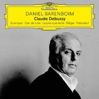 Claude Debussy-Daniel Barenboim-CD