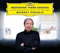 Beethoven: Piano Sonatas-Murray Perahia-LP
