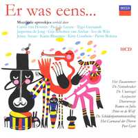Er Was Eens… (10 CD)--CD