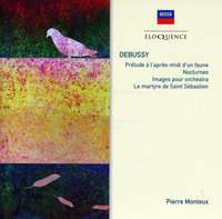 Orchestral Works-Debussy-CD