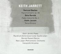 Piano Concertos-Keith Jarrett-CD