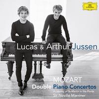 Mozart Double Piano Concertos-Arthur Jussen, Lucas Jussen-CD