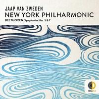 Beethoven: Symphonies Nos 5 & 7-Jaap van Zweden-CD
