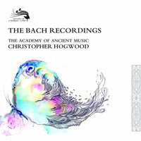 The Bach Recordings Limited Editio-Christopher Hogwood-CD