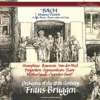 Johannes-Passion-J.S. Bach-CD