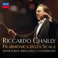La Scala: Overtures,Preludes & Inte-Riccardo Chailly-CD