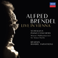 Schumann: Piano Concerto In A Minor-Alfred Brendel-CD