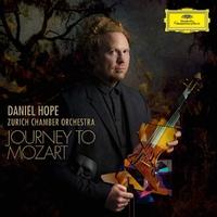 Journey To Mozart-Daniel Hope-CD