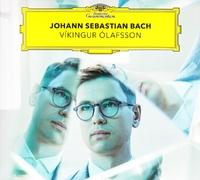 Johann Sebastian Bach-Vikingur Olafsson-CD