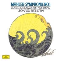 Mahler: Symphony No.1 In D Major L-Leonard Bernstein-LP