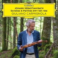 Bach: Sonatas & Partitas-Giuliano Carmignola-CD
