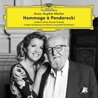 Hommage A Penderecki-Anne-Sophie Mutter, Or, Roman Patkolo-CD