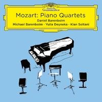 Mozart: Piano Quartets Live)-D. Barenboim, J. Deyneka, K. Soltani-CD