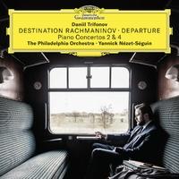 Destination Rachmaninov: Departure-Daniil Trifonov-CD
