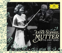 The Early Years (Ltd.Ed./3CD+1BR)-Anne-Sophie Mutter-CD