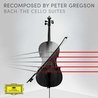 Recomposed By Peter Gregson: Bach T-Peter Gregson-LP