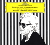 Bernstein: Symphony No.2 'the Age O-Krystian Zimerman-CD