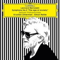 Bernstein: Symphony No.2 'the Age O-Krystian Zimerman-LP