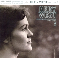 Hedy West Volume 2-Hedy West-CD