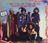 I Feel Like I'm ..=2CD=..-Country Joe & The Fish-CD