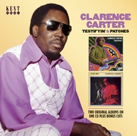 Testifyin' / Patches-Clarence Carter-CD