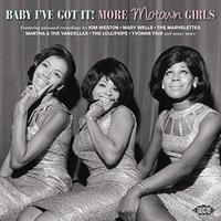 Baby I've Got It--CD