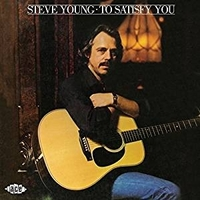 To Satisfy You-Steve Young-CD