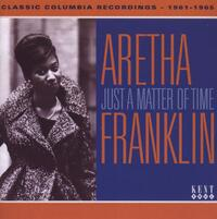 Just A Matter Of Time-Aretha Franklin-CD