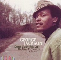 Don't Count Me Out-George Jackson-CD