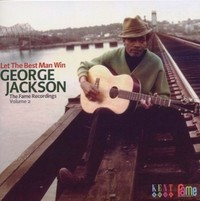 Let The Best Man Win-George Jackson-CD