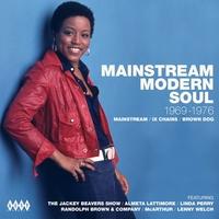 Mainstream Modern Soul..--CD