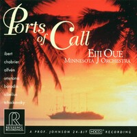 Ports Of Call-Minnesota Orchestra & Eiji Oue-CD