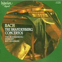 Brandenburg Concertos-The Brandenburg Consort-CD