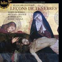 Lecons De Tenebres-James Bowman-CD