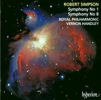 Symphonies 1&8-Royal Liverpool Philharmonic Orches-CD