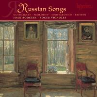 Russian Songs-Joan Rodgers-CD