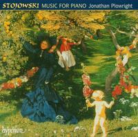 Piano Music-Jonathan Plowright-CD