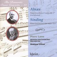 Romantic Piano Concerto Vol. 42-Piers Lane-CD