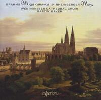 Mass-Westminster Cathedral Choir-CD