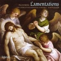Lamentations-Westminster Cathedral Choir-CD