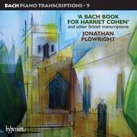 Transcriptions Vol.09-Jonathan Plowright-CD