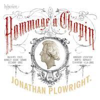 Hommage '-Jonathan Plowright-CD